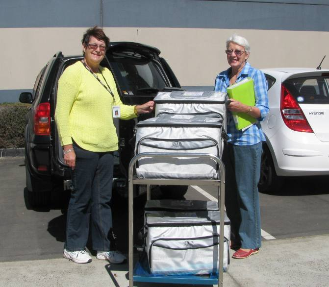 Meals on Wheels Central Coast